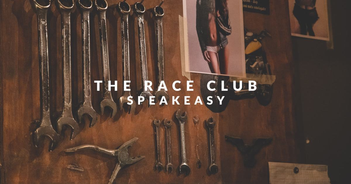 the-race-club-spekaeasy-roma